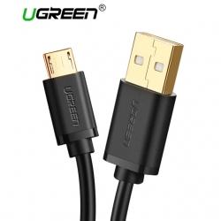 Ugreen Pozlacený USB datový a nabíjecí kabel USB-micro