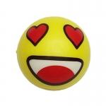 Antistresový pěnový míček smajlík