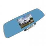 Anytek Full HD Auto Kamera ve zpětném zrcátku a couvací kamerou