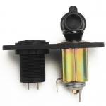Auto-zapalovač a USB nabíječka do panelu