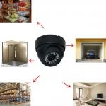"Barevná kamera Sunluxy 1/4"" CMOS, 700TVL"