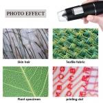 Bezdrátový digitální mikroskop WIFI USB 1000x