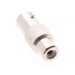 Redukce, konektor CCTV BNC samice - CINCH samice