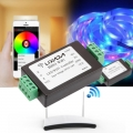 Dálkové ovládání LED pásků WIFI Conttroler
