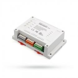 Dálkově ovládaný čtyřkanálový WiFi modul Sonoff 4CH