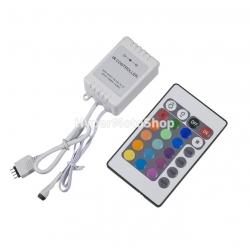 IR dálkový ovladač pro RGB LED pásky