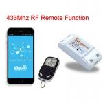 Dálkový ovladač Sonoff Remote 433 Mhz