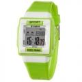 Dětské digitální hodinky Synoke zelené