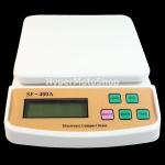 Digitální váha do 10kg s přesností 1g