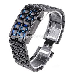 Digitální LED hodinky ICE IRON - Samurai