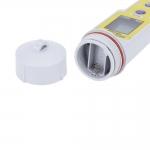 Digitální pH tester s měřením teploty, pH metr