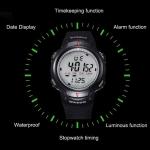 Vodotěsné digitální hodinky Synoke