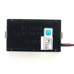 Digitální teploměr s modrým LCD displejem do PC