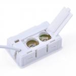 Miniaturní digitální teploměr, vlhkoměr do auta