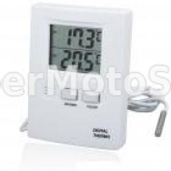 Digitální teploměr - venkovní a vnitřní teplota