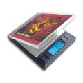 Digitální váha CD, váživost 2000g, rozlišení 0,1g
