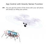 Dron SH5HD 2,4G 4CH 0,3MP kamera Wifi FPV
