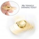 Finget Spinner Aluminium - antistresová hračka