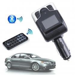 FM transmitter do auta s Bluetooth handsfree