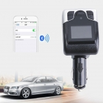FM transmitter do auta s Bluetooth handsfree