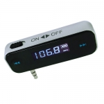FM Transmitter do auta, 3,5 mm jack