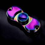 Hand Spinner kovový - antistresová hračka