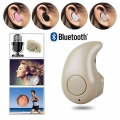Handsfree mini Bluetooth V4.0 headset - béžové