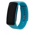 Digitální hodinky na běhání - modré