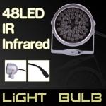 48 infra LED osvětlení pro kamery, noční vidění
