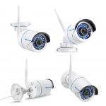 IP kamera Techage venkovní se slotem na SD kartu Full HD