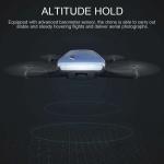 JJRC H47 ELFIE+ skládací selfie Dron
