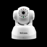 WiFi IP kamera otočná s mikrofonem a reproduktorem