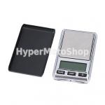 Kapesní mini digitální váha 100g/0,01g-500g/0,1g