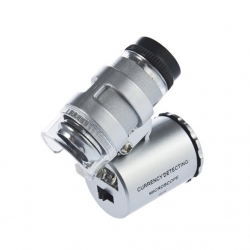 Kapesní mikroskop - 60x zvětšení