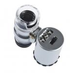 Kapesní mikroskop - 45x zvětšení