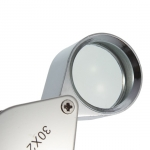 Klenotní optická lupa - zvětšení 30x