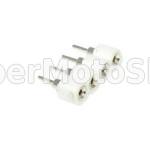 4 pin Konektor k LED páskům RGB, SMD3528, SMD5050
