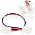 Propojovací konektor pro LED pásek SMD5050 2-PIN