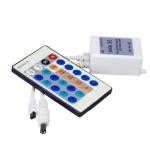 Dálkový ovladač pro jednobarevné LED pásky