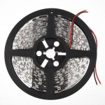 Vodotěsný LED pásek, 5m, 300 LED, teplá bílá, SMD5050