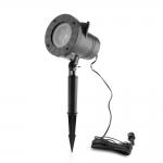 Dekorativní venkovní LED projektor 12 motivů