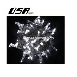 Vánoční osvětlení LED na stromeček - 100 LED - 10m