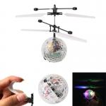 Létající RC Disco koule, vrtulník