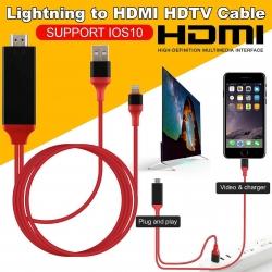 Kabel HDTV s redukcí Lightning na HDMI pro Apple iPhone iPad