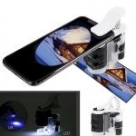 Mikroskop pro mobilní telefony