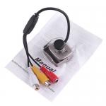 Mini špionážní kamera s nočním viděním a mikrofonem