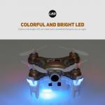 Mini FPV dron CX-10WD-TX s WIFI HD kamerou a ovladačem