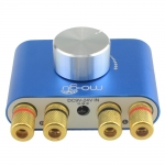 Mini Hi-Fi stereo zesilovač s Bluetooth 50W + 50W