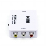 Konvertor převodník z HDMI na CVBS analog