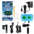 Kombinovaný digitální monitor pH/TDS teplota